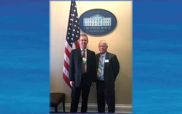 AMTA attended the White House Roundtable Forum on Water Innovation
