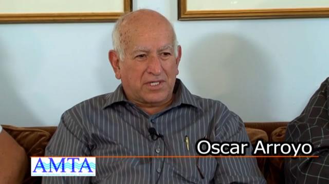 16 Oscar Arroyo