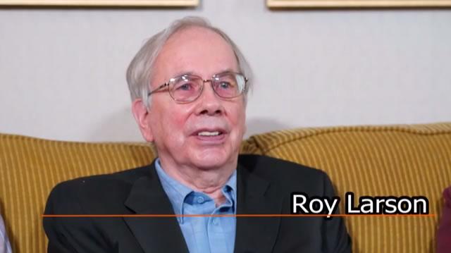 23 Roy Larson