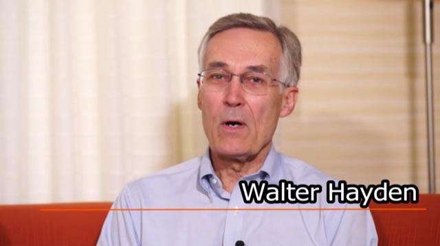 30 Walter Hayden