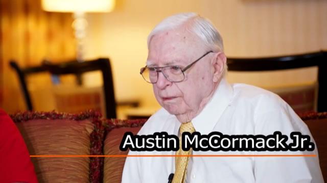 33 Austin McCormack