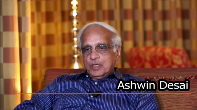 34 Ashwin Desai