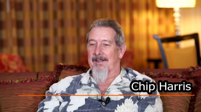 34 Chip Harris