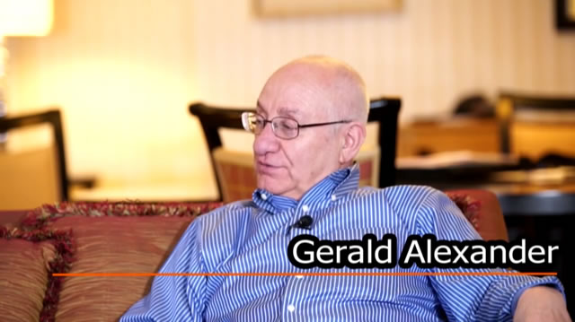 34 Gerald Alexander