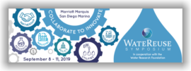 WateReuse - 34th Annual Symposium - San Diego, CA - September 8-11, 2019 @ San Diego, CA | Phoenix | Arizona | United States