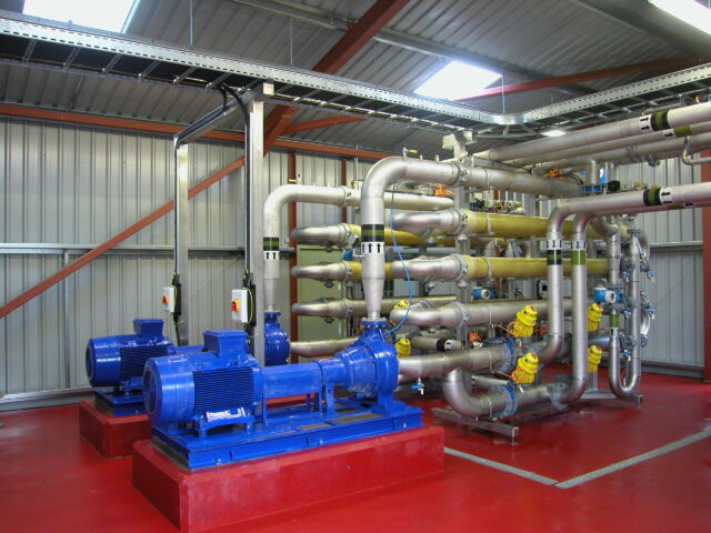 Membrane Filtration for Water Reuse