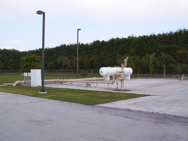 Injection Well for disposal of Concentrate