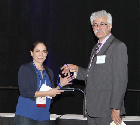 Annual Conference Awards – Best Paper Award