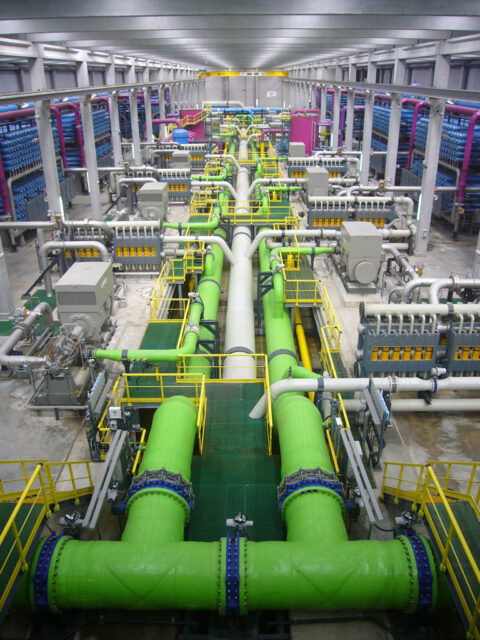 Water Desalination Processes